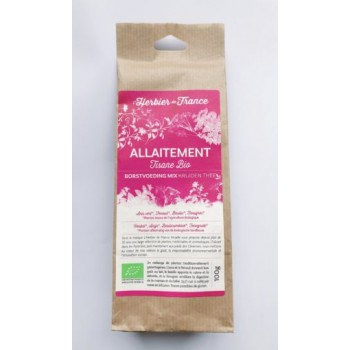 Tisane d'allaitement BIO - Herbier de France HERBIER DE France